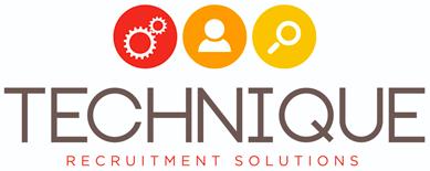 technique recruitment solutions logo