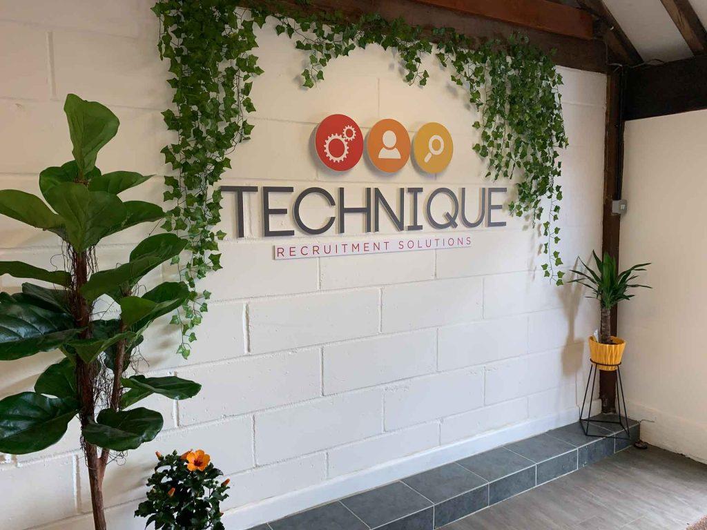 Technique Recruitment Solutions office